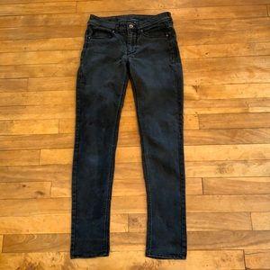 4/$40 - H&M DIVIDED Skinny Black Jeans - Size 6
